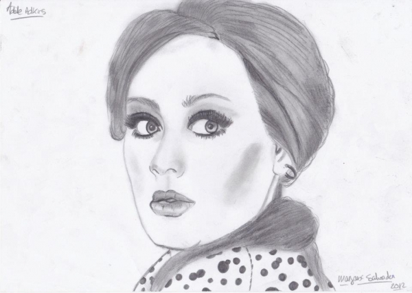 Adele by Gaux